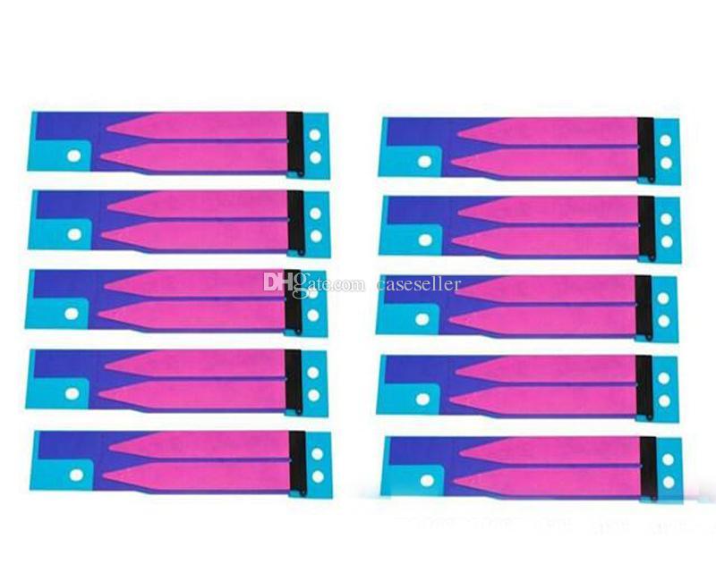 Pil Sticker Yapıştırıcı Bant Tutkal için iphone 7 4.7 inç iphone 7 artı 6 s artı 5.5 inç 5 S Ücretsiz Kargo