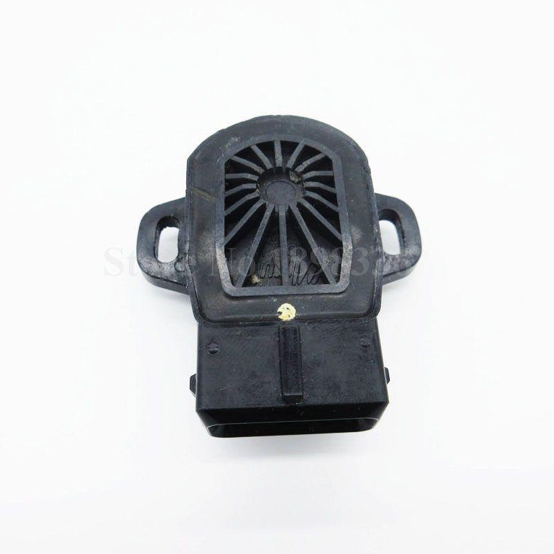Оригинал используется OEM MD628186 MD628227 TPS датчик положения дроссельной заслонки 4 булавки для Mitsubishi Pajero Galant Carisma