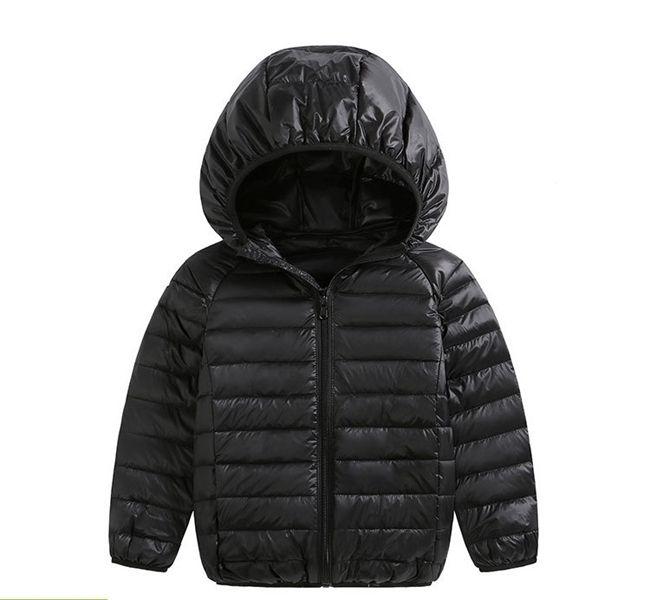 New winter boys girls jacket snow treasure cartoon coat cotton-padded clothes cotton-padded clothes children's coat Kid light down jacket