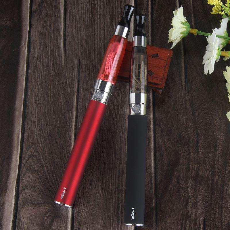 EGO T CE4 Vape Pen Starter Kit for E-Liquid Vaporizer Ecig 650mAh/900mAh/1100mAh Electronic Cigarette Evod CE4 Blister Pack Single Kits