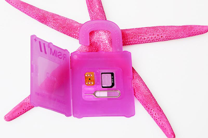 Orijinal R SIM 11 + RSIM11 artı r sim11 + rsim11 kart kilidini iPhone 5 5 s 6 6 artı iphone7 iOS 10 9 8 ios7-10.x CDMA GSM SB SPRINT LTE 4G 3G