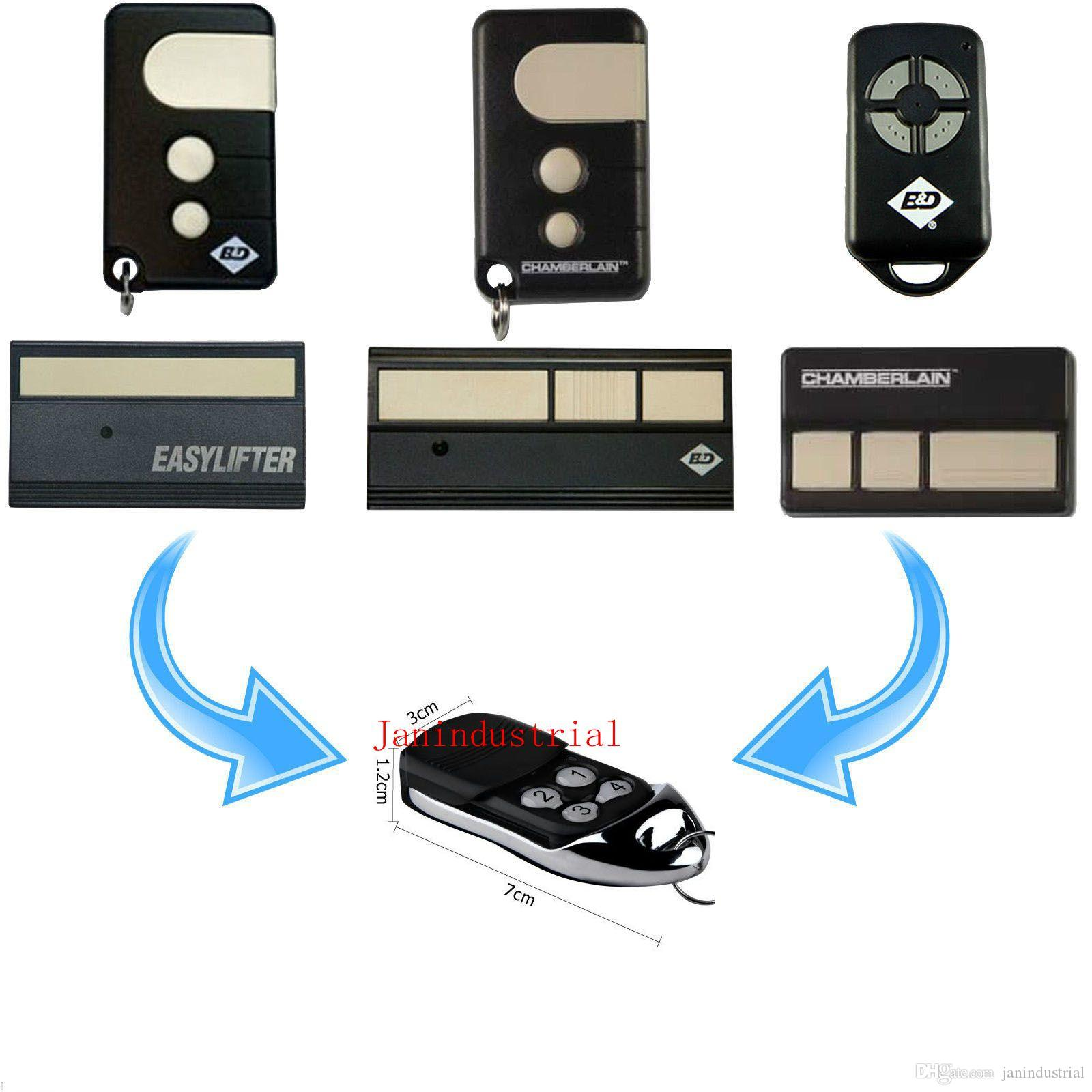 100 Compatible Bd Bnd 062162 059116 433mhz Garage Door Openers