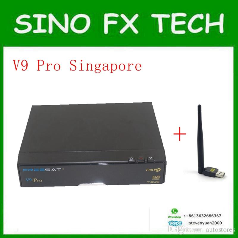 singapore V9 pro 2017 most stable starhub cable box free watch 238 channels  football game mio soccer upgrade version V9 pro singapore
