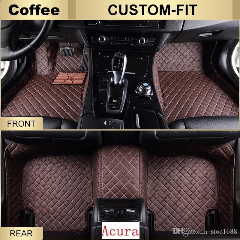 Online Cheap Scot Custom Fit Leather Car Floor Mats For Acura Rdx - Acura rdx floor mats