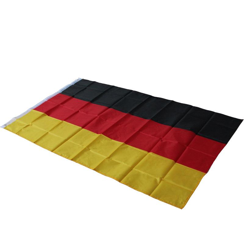 The German Flag 87*148cm Hanging German National Country Flags - Germany Banner Used For Festival - Die Deutsche flagge