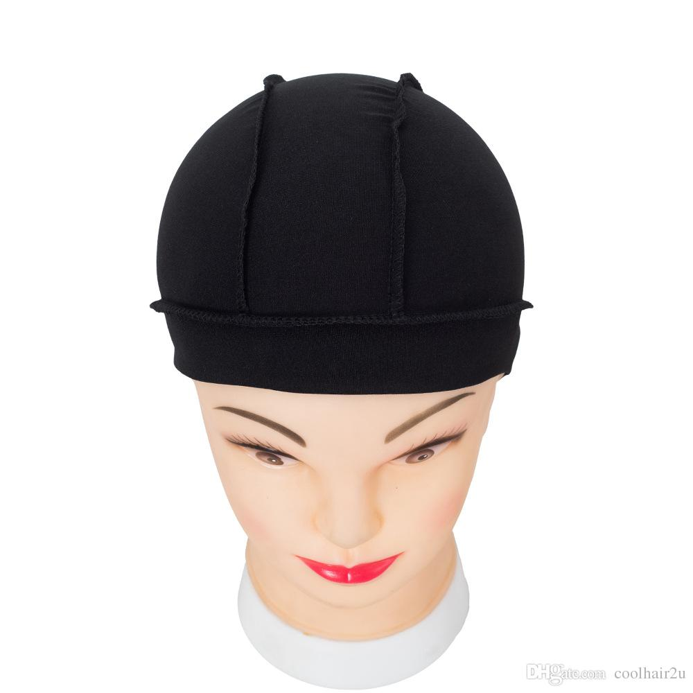 1442979d08b  LotSpandex Dome Cap For Wig Cap Snood Nylon Strech Hairnets Wig Caps For  Making Wigs Glueless Hair Net Wig Liner Glueless Wig Caps Professional Wig  Caps ...