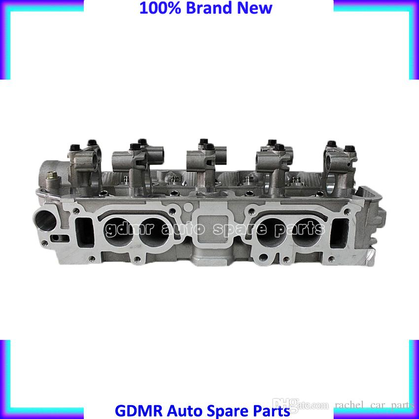 Petrol engine parts 8v 4G64 cylinder head for mitsubishi Galant L200 L300 Expo Pajero Shogun Space wagon Mighty Max 2350cc 2.4L