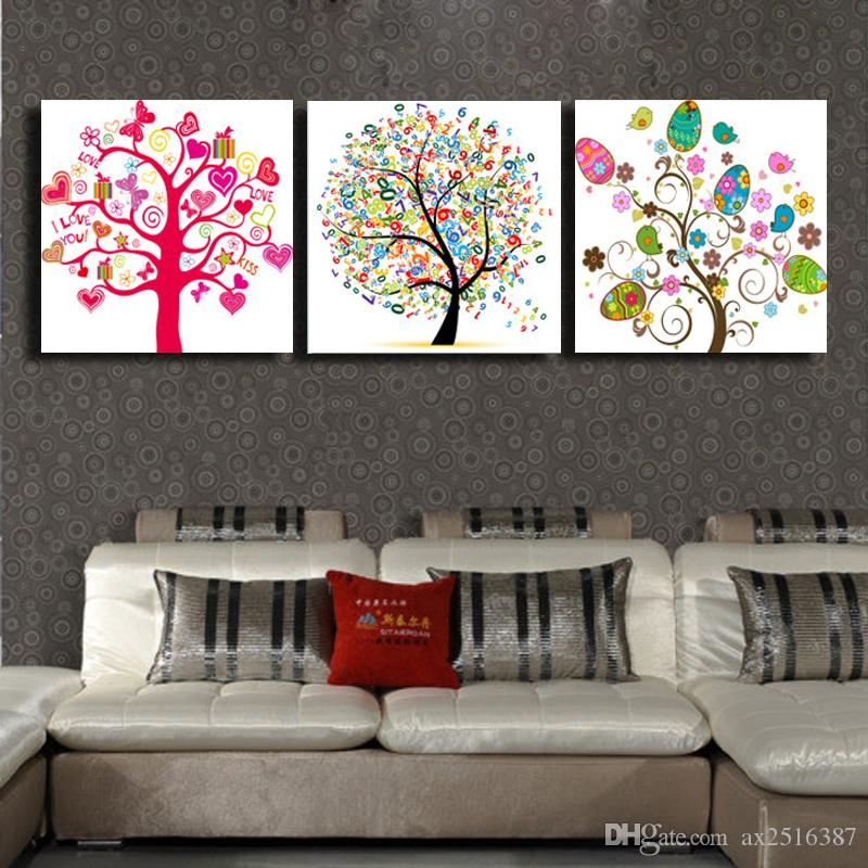 2018 Beautiful Trees Hd Decorative Art Print Painting On Canvas For Living  Room Wall Paintings Pictures #85 From Ax2516387, $26.14 | Dhgate.Com