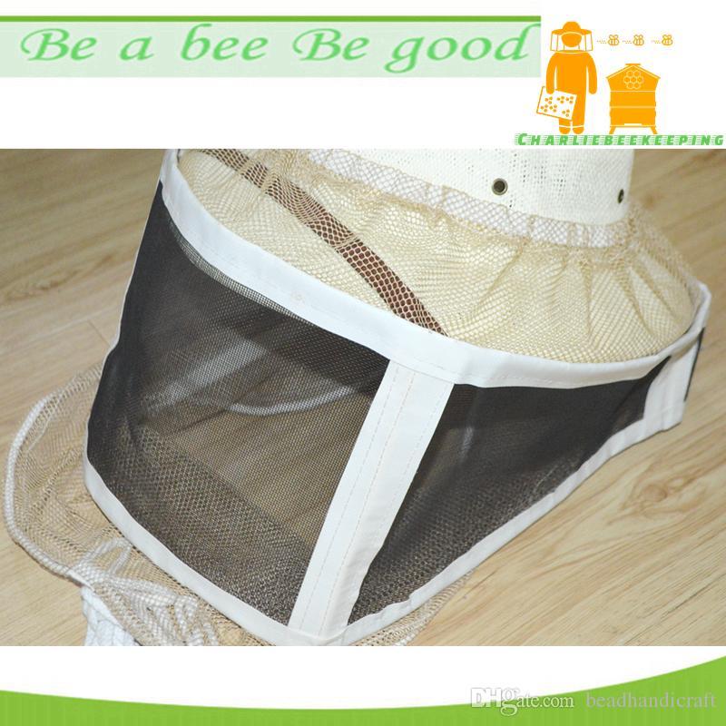Velo di apicoltura di forma quadrata di 5 pezzi, velo di apicoltura contro il fuoco la spedizione gratuita