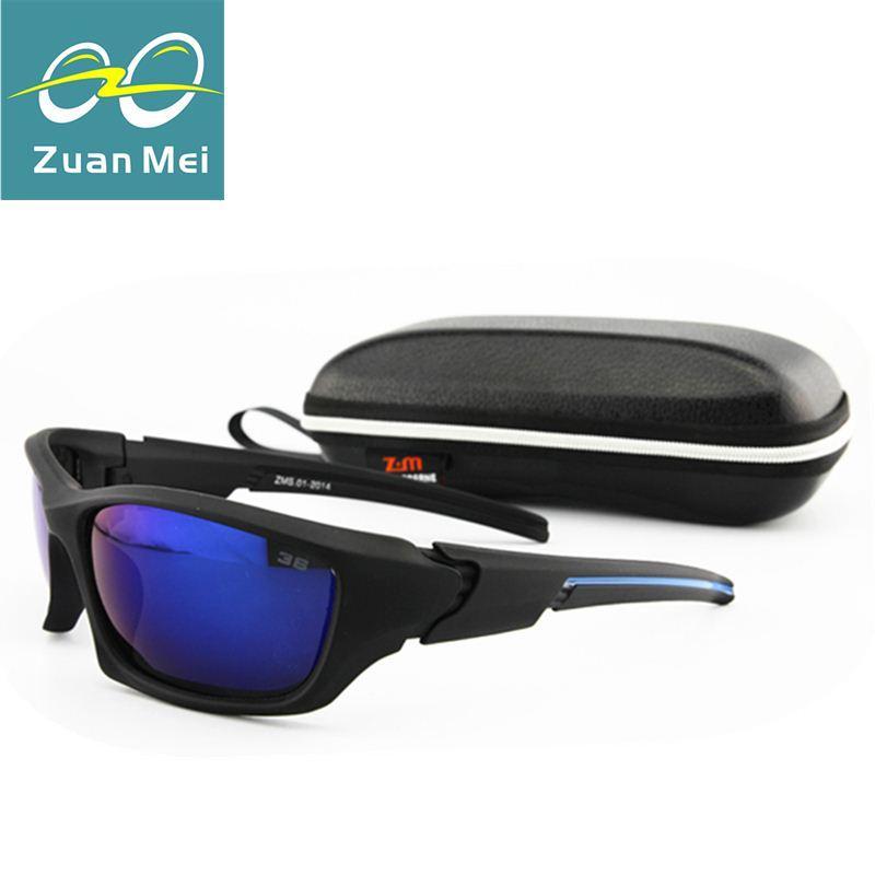 4d0fa876eb3 Zuan Mei Brand Summer Polarized Sunglasses Men Polarizadas Sun ...