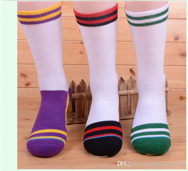New Style Bike Socks Outdoor Breathable Badminton Soccer Tennis Turban thickening towel bottom Sports Socks / Basketball Elite Socks Wholesa