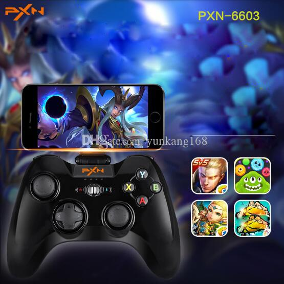 Strike of Kings wireless game controller MFI authorized For Apple dedicated Bluetooth game phone handle compatible ios for Appple For Iphone