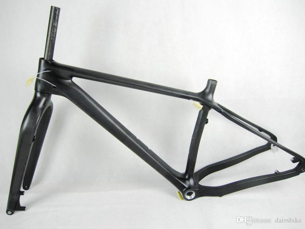 Ip018 Carbon Fat Frameset Fat Bikes Framest And Fk 018 Fat Bike Fork ...