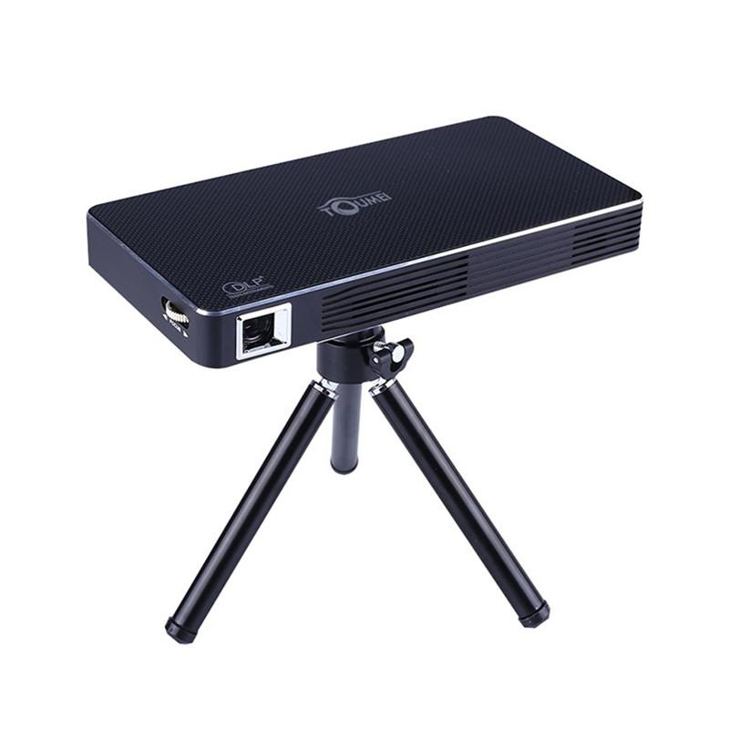 Wholesale-Portable Mini Home Cinema TV Projector Android 4.4 Wifi ...