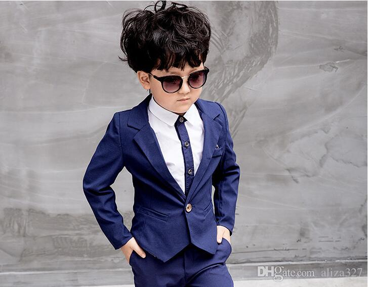 Fashion Dress 2018 Cost Effective Wedding Suit Children S Boy S Suit
