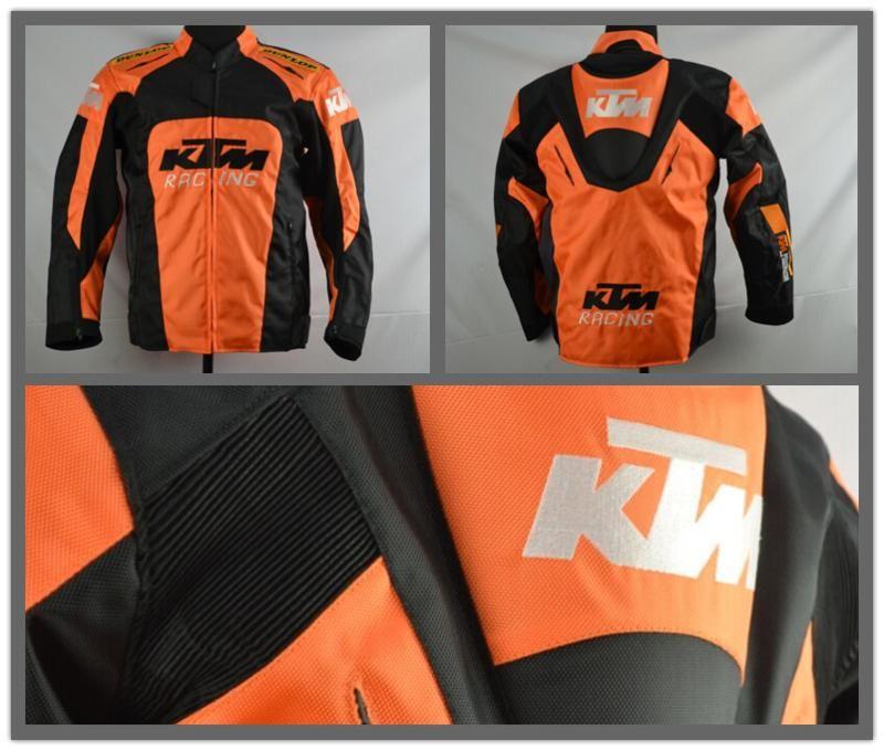 Novo ktm inverno quente oxford motocicleta jaqueta off-road passeio jaquetas de corrida roupas jaqueta de off-road dos homens à prova de vento têm proteção j-1