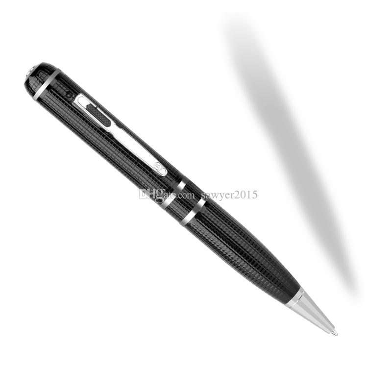 2K HD 1296P h.264 mini Pen Camera Motion Detection HDMI Port Memory Ball Pen pinhole Camera DVR portable Pen voice video recorder