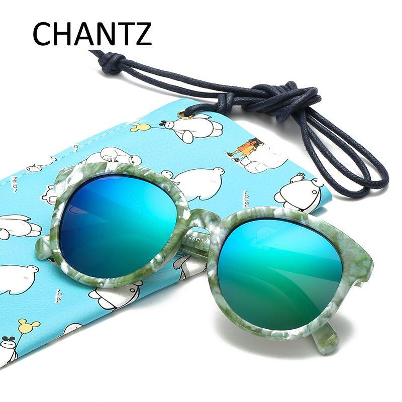 eac27b5f3c6 Quality Fashion Round Kids Polarized Sunglasses For Boys Girls Cute Mirror  Sun Glasses With Plastic Frame Oculos De Sol Infantil Designer Eyeglasses  Womens ...