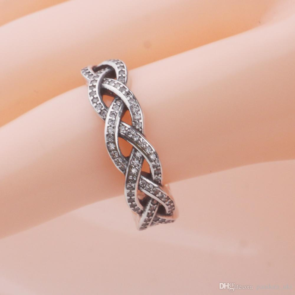 Factory Sales Wholesale 100% 925 Sterling Silver Charms Rings ...