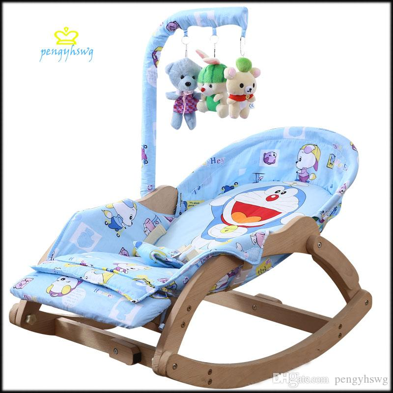 See larger image  sc 1 st  DHgate.com & 2017 Baby Rocking Chair Recliner Baby Comfort Chair Rocking Chair ... islam-shia.org