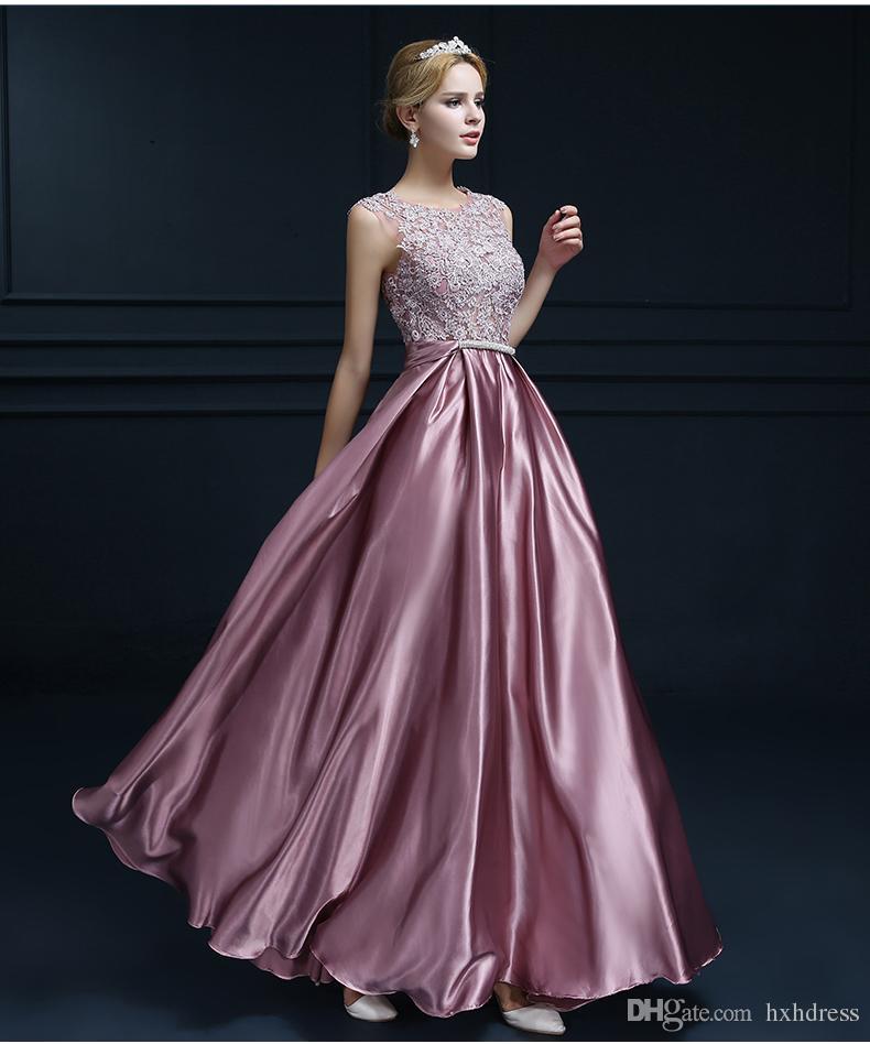 6f89e04ae5 ... Doble Hombro Largo Encaje Rosa Formal Vestidos De Noche Tamaño  Personalizado Nupcial Marrige Vestidos De Fiesta 225 A  107.64 Del Hxhdress
