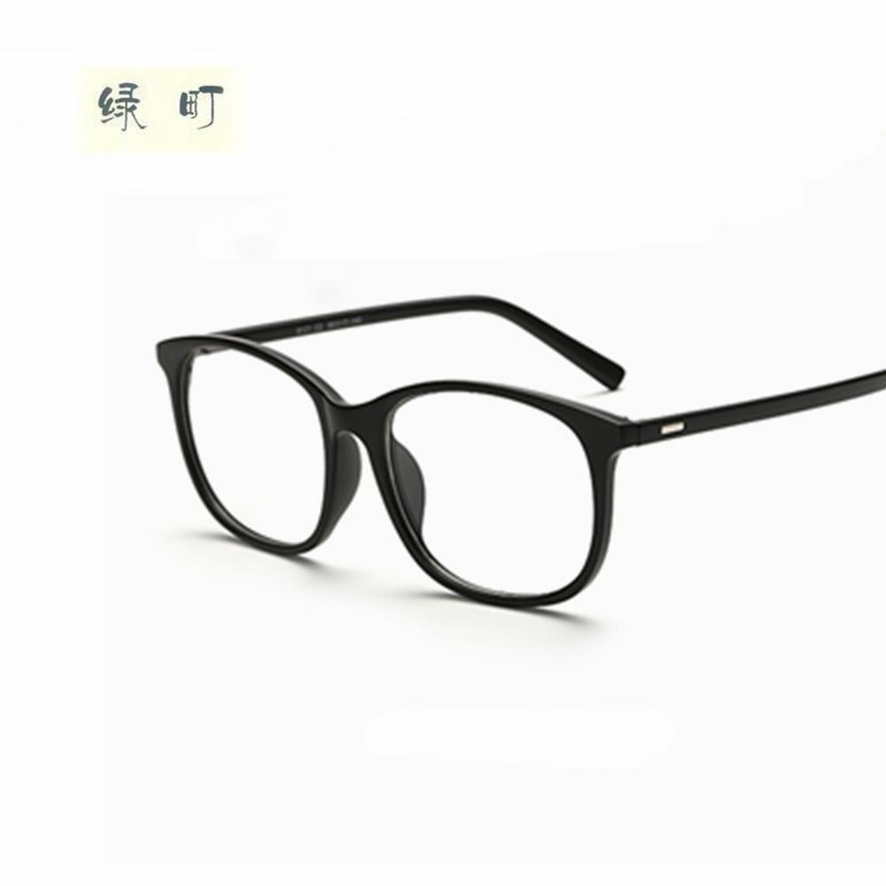 b81bd79518d Wholesale- fashion brand Eyeglasses Frame Brand Women Fashion Men Optical  eye glasses Frame Eyewear Oculos De Grau Armacao cj8121