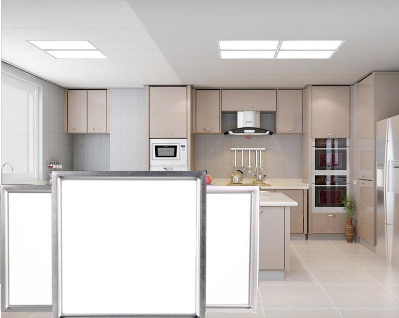 Lampade 300x300mm / 300x600mm / 600x600mm Grande piombo soffitto luce di pannello LED da incasso il pannello chiaro Ceil soffitto illuminazione interna 12W / 18W / 24W / 36W / 48W