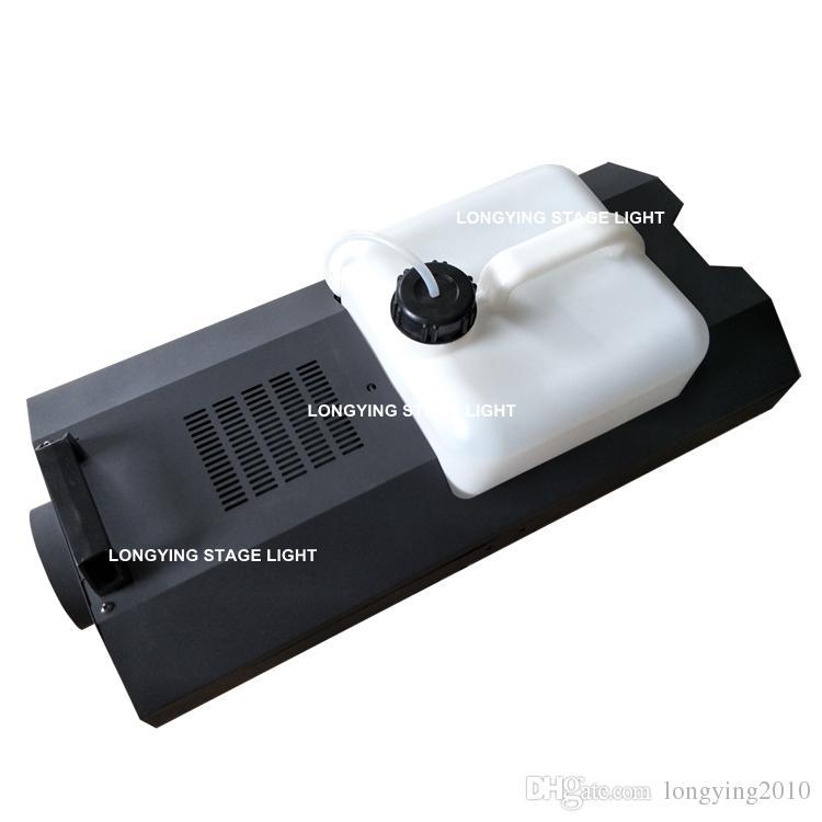 4 sztuk / partia 3000W Maszyna przeciwmgielna DMX512 Pilot zdalnego sterowania Maszyna Dymna Profesjonalne DJ Disco Club Stage Fogger Effect Sprzęt