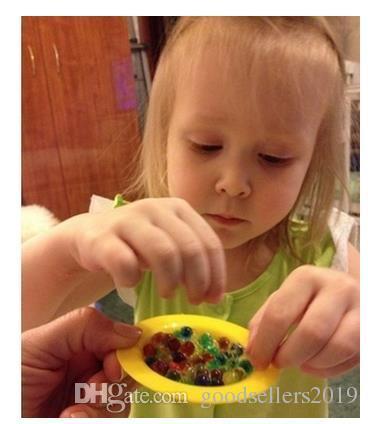 VENTE CHAUDE / sac Perles D'eau MarvelBeads pour Orbeez Spa Recharge Jouet Sensoriel Cristal Doux Bullet Paintball Bullet Crystalbullet Watergunb