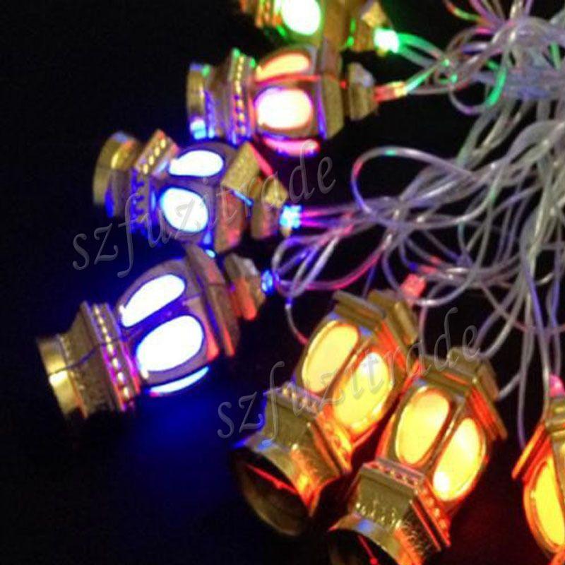 Cheap Wholesale Led Christmas Light Fairy Lights Golden Classical ...