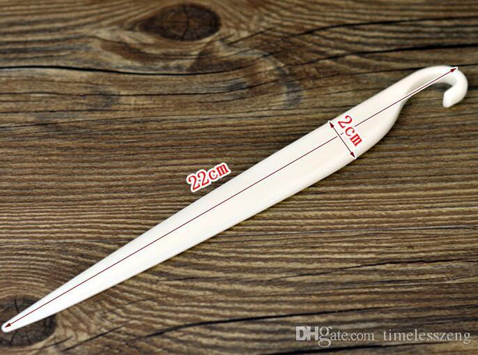 Kuchen Abisoliermesser Kunststoff Abisoliermesser Fondant Kuchen Modellierstift Backen Brot Pan Cake Scraper Blade