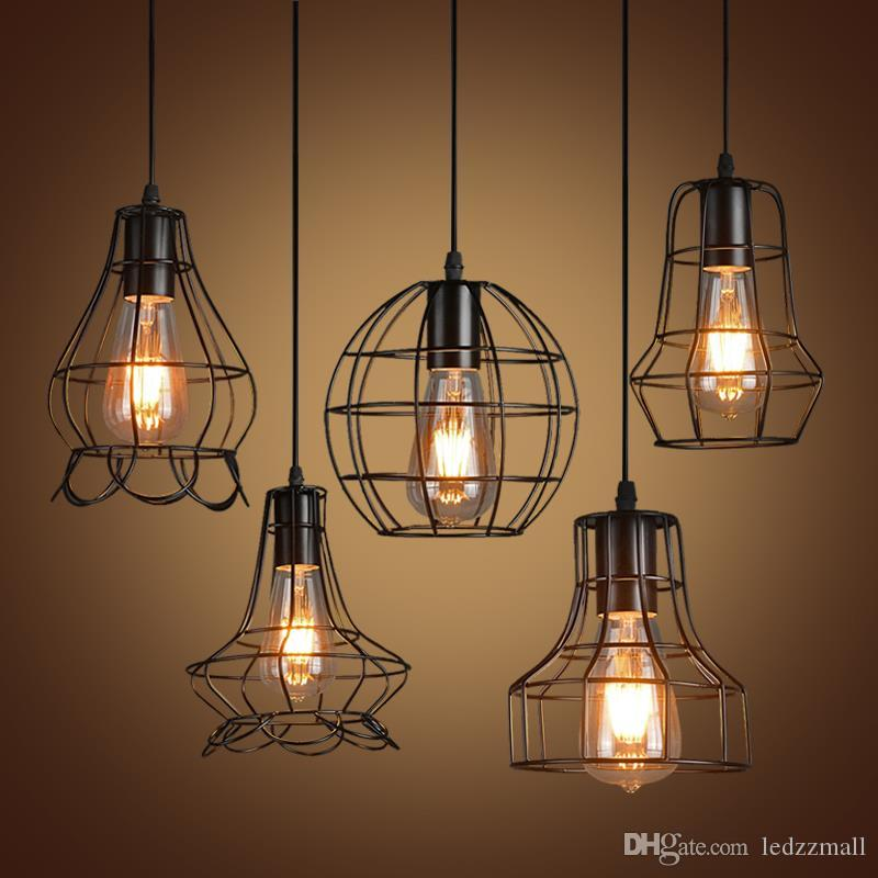 country pendant lighting. discount vintage iron pendant light industrial loft retro droplight bar cafe bedroom restaurant american country style hanging lamp lights over lighting t