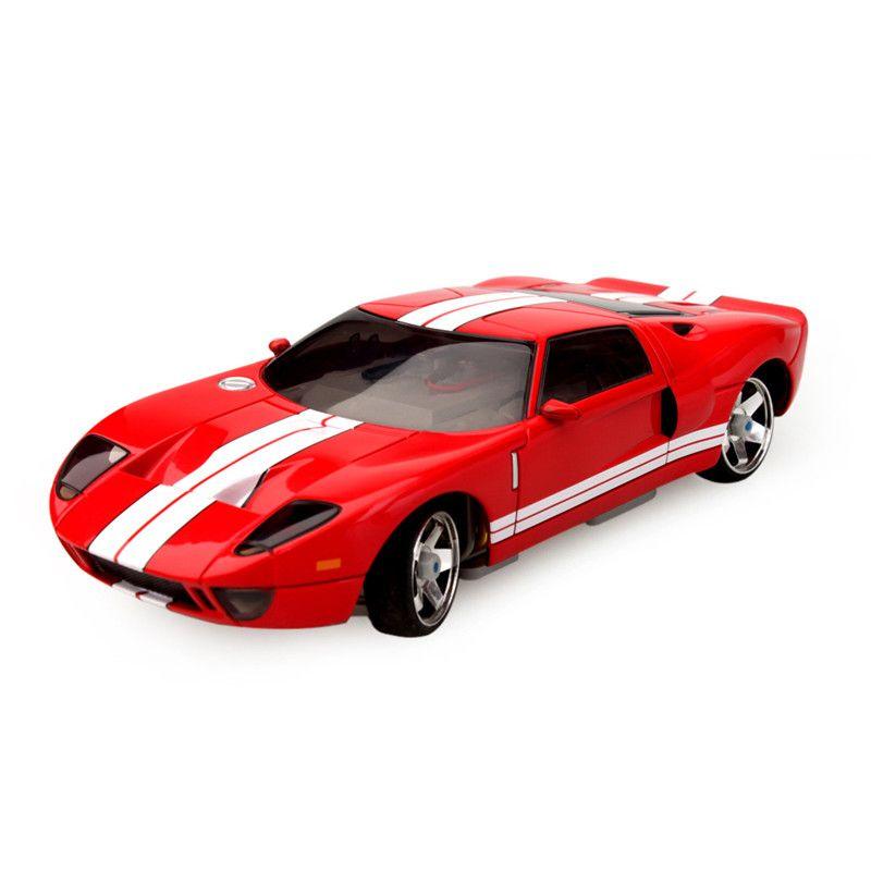 Ford GT Modelo 4WD RC Car Radio Control Racing Cars Juguetes para niños Regalo de Navidad Venta caliente Juguetes Envío de la gota