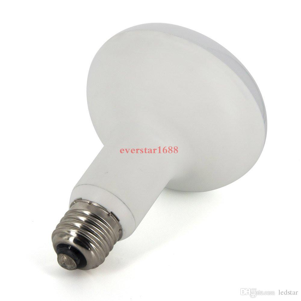 Dimmable R80 10W E27 Led Bulbs Lights 880 Lumens 14 Leds SMD 2835 Led Umbrella Lamp Warm/Cold White AC 85-277V