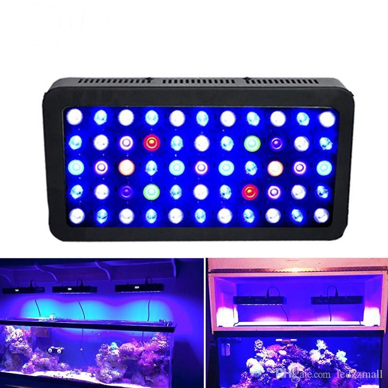 Reef Aquarium Led Lighting Fish Tank Light Marine Aquarium Led Dimmable Light Aquariophilie, Bassins, Mares Eclairage, Galeries