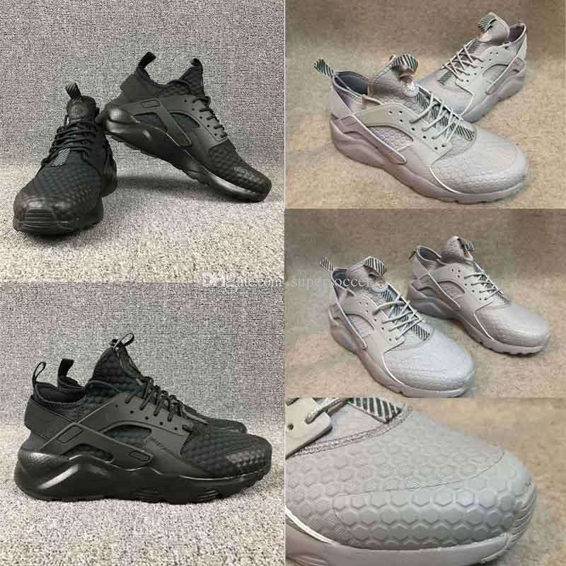 41a6536364b2 Hot Sale New Air Huarache Run Ultra SE Prem Running Shoes Trainers For Men  Women Sports Shoes Huaraches Sneakers Size 36 45 Shoe Shops Running Shoe  From ...