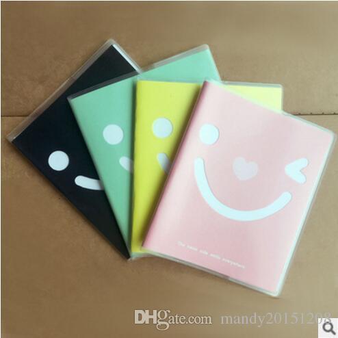 4d42f3bea Compre PASAYIONE Kawaii Cuaderno De La Cubierta Sonriente Libretas De  Colores Del Caramelo Mini Libro De Bolsillo Agenda De Horario Agenda  Semanal Cuaderno ...