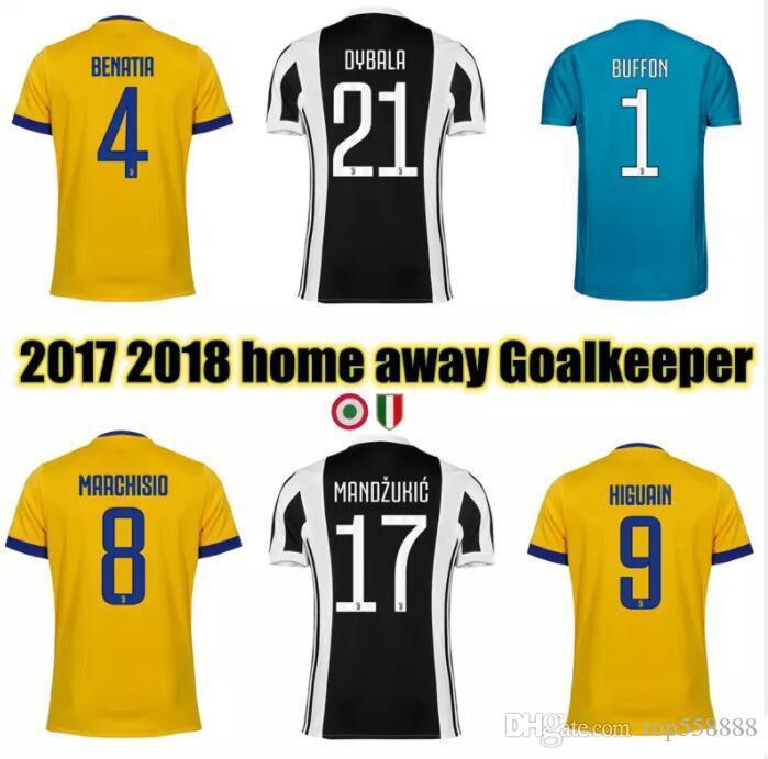 476967b95e3 ... juventus 4 benatia home short sleeves mens adults 2016 2017 club soccer  jerseys .