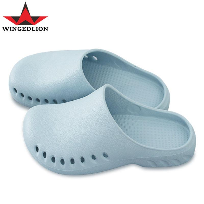 Coolfar Nurse Breathable Doctors Operating Room SlippersRubber - Free commercial invoice best online shoe store