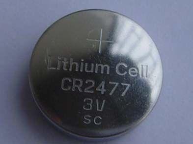 100шт/Лот CR2477 3V литиевая батарея CR2477 BR2477 DL2477 ECR2477 KCR2477 960mAh 3В клетки кнопки батареи 100% свежий