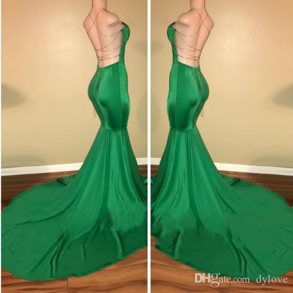 Großhandel 2018 Sexy Billig Plus Size Prom Kleider Abendkleider ...