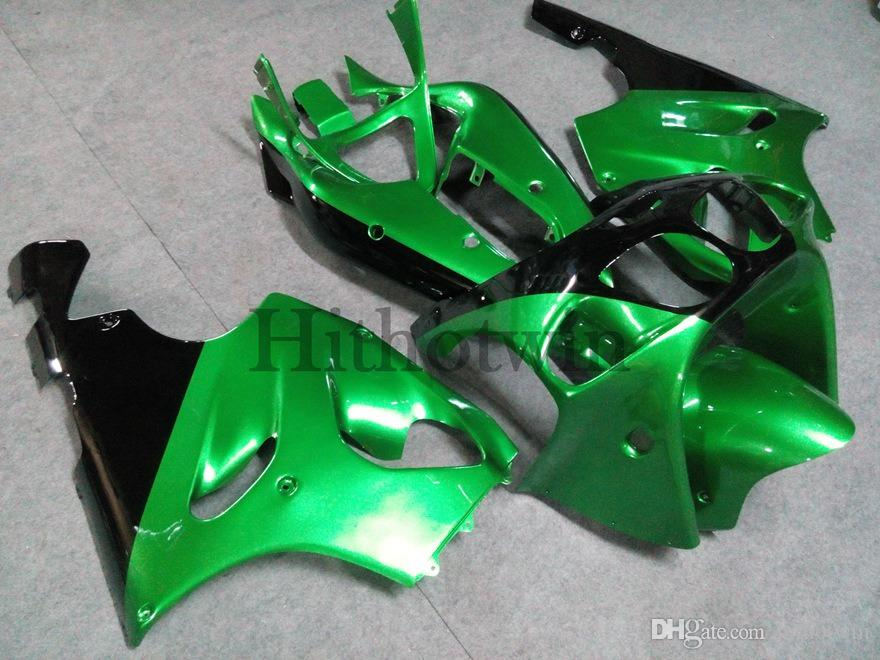 Aftermarket ABS Fairing For Kawasaki ZX-7R 1996-2003 ZX 7R 96 97 98 99 00 01 02 03 orange Motorcycle Body Kit