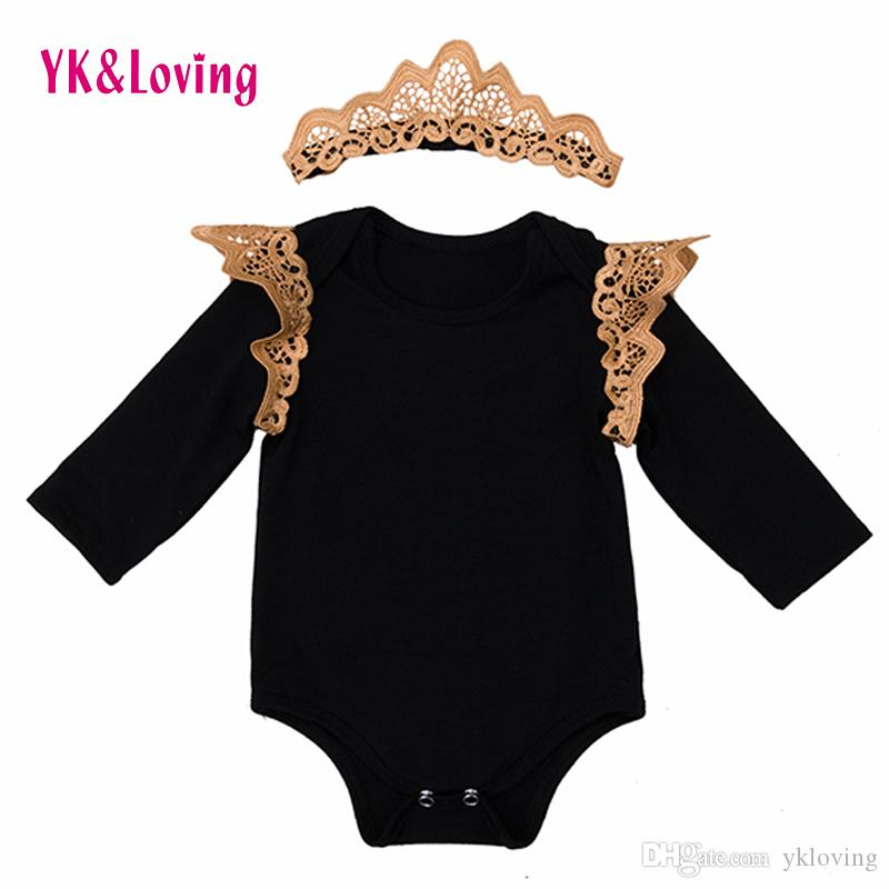 a36f14e2baee 2018 Infant Baby Costume For Toddler Girl Rompers Halloween Kids ...