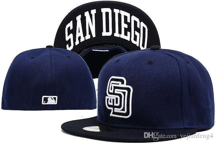 innovative design 54bc5 2f6dc ... greece 2016 best quality san diego padres snapback fitted cap  embroidered team logo baseball cap casual