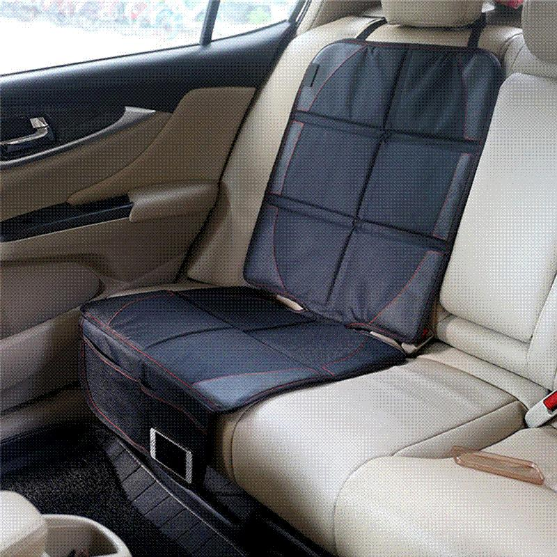 ME3L High Quality Easy Clean Car Seat Cover Interial Protector Mat Auto Baby Covers Black For Four Season Wholesale