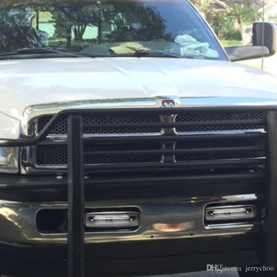 Neue 6,2 Zoll 20 Watt Rot Weiß Blau DRL Warnung Bremslicht Für Offroad Gabelstapler Wrangler Lkw Auto SUV ATV UTV 12 V 24 V