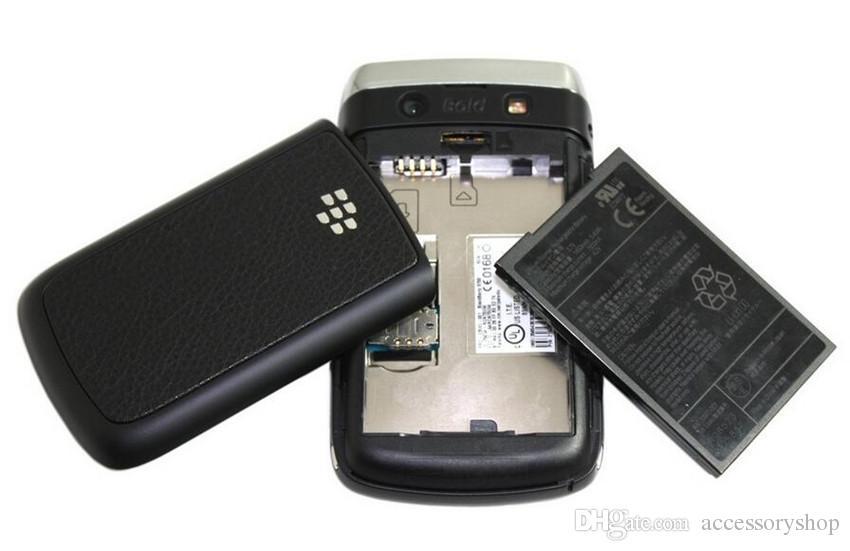 Remis à neuf d'origine Blackberry Bold 9700 débloqué téléphone mobile 3G Smart Phone 2,44 pouces 3.15MP caméra WIFI GPS clavier Qwerty DHL