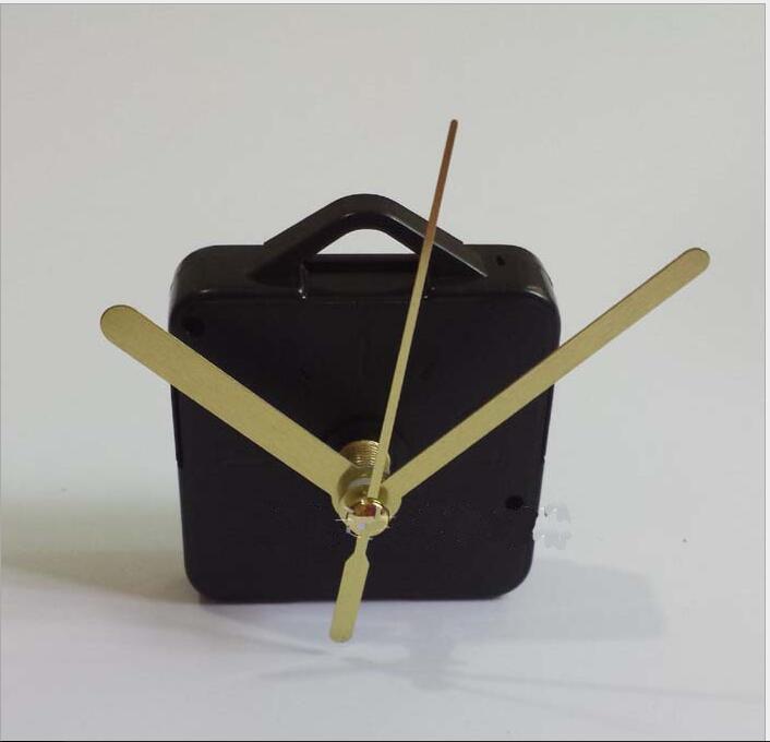 Золото ремесло подарок часы и часы части длина вала 13 см Часы Аксессуары лучший Механизм Кварцевые часы
