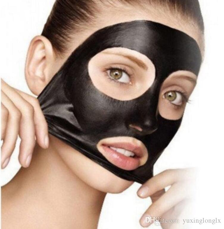 Blackhead Remover Deep Facial Masks Deep Cleansing Purifying Peel Off Black Nud Facail Face Black Mask