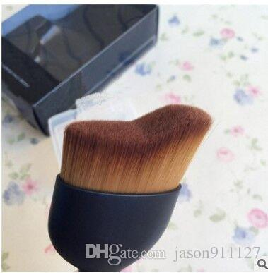Professional Makeup Brushes Wavy Contour Foundation Brush Perfect Arc Upgraded Super Soft Curved Wire Maquiagem Elf Makeup Makeup Artist From Jason911127, ...